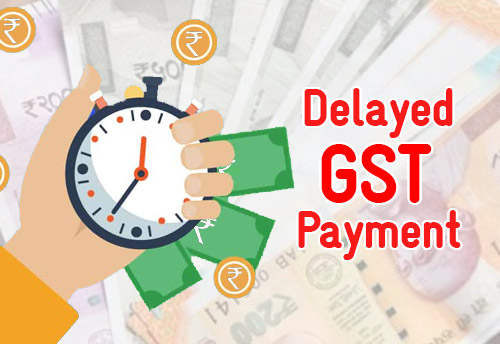 Notification relating to interest on delayed GST payment issued prospectively: CBIC