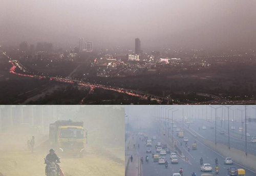 Air pollution inspection teams impose fines over Rs. 76 lakh on non-compliant entities
