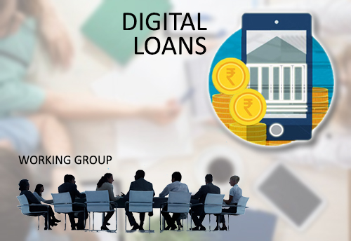 RBI sets up working group to regulate digital loans