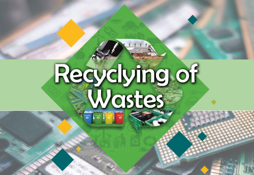 Ni-MSME organizing 3-day training program on 'E-waste management and recycling options for MSMEs' from Sept 18