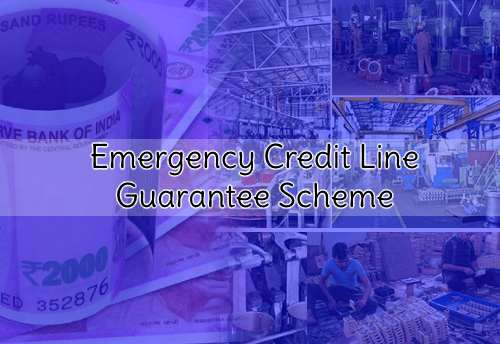 NCGTC notifies Rs 3 lakh crore Emergency Credit Line Guarantee Scheme for MSMEs