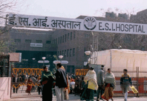 Appointments in ESIC dispensaries in Delhi can be sought