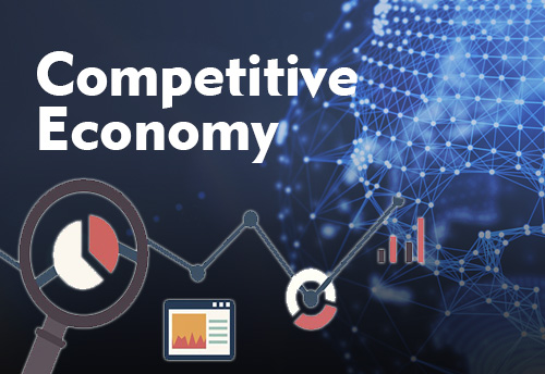 India at 43rd position in competitiveness; Singapore tops the ranking