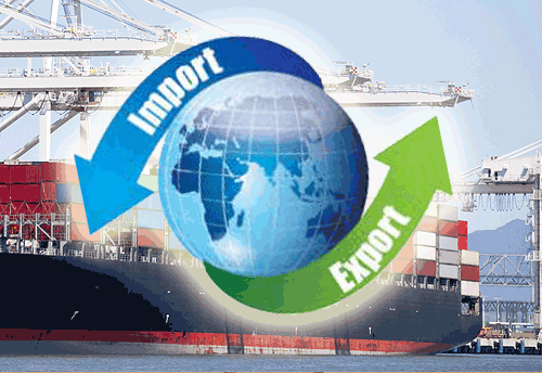 India's overall exports and imports in Apr-Jan 2018-19 shows a positive