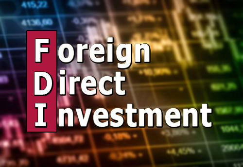 FDI inflow rise 22% to US$ 58.37 billion during April to November, 2020
