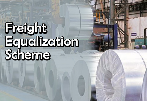 FINER urges govt to bring back Freight Equalization Scheme to help steel industry