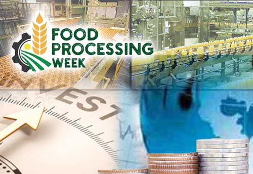 21 projects inaugurated during Food Processing Week with investment of 416.59 cr
