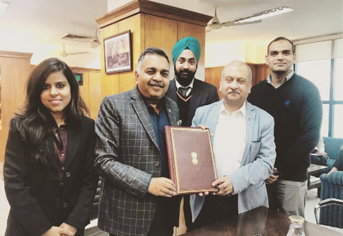 FSSAI inks MoU with Nasscom to prevent food wastage
