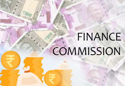 Finance Commission advises to treat FY21, FY22 differently
