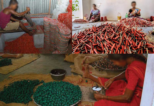 Mandatory for Tamil Nadu fireworks factories to get workers medically examined by Certifying Surgeon within 15 days of employment