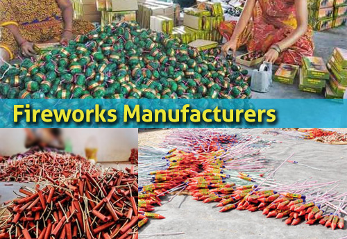 What are green crackers; it is an imaginary word for us, say Firework Traders