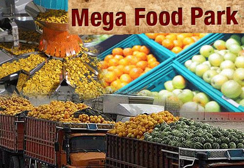 Tamil Nadu to get help from Centre for setting up mega food park