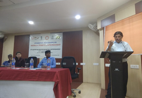 GIZ organizes awareness campaign on innovation, incubation & entrepreneurship at CTTC Bhubaneswar