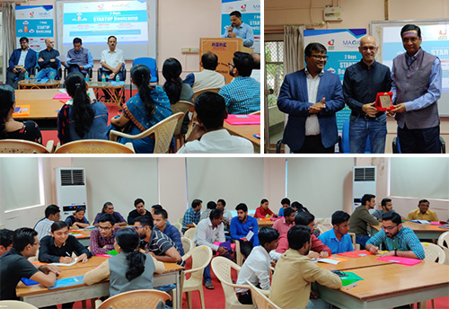 Boot camp for MSMEs organized by Indo-German Tool Room in Aurangabad; Various topics related to entrepreneurship covered