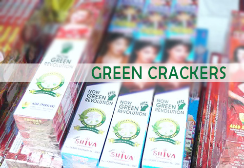 Green Crackers are costly and there is no demand, claim sellers