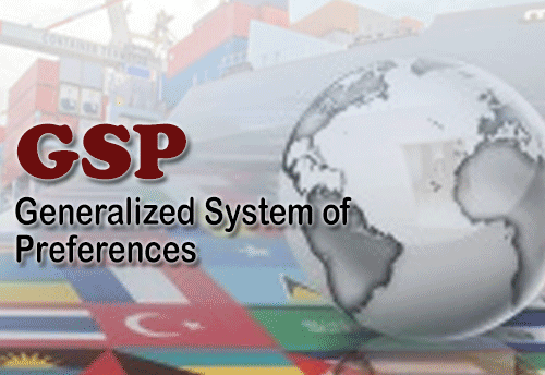 the generalized system of preferences The generalized system of preferences, or gsp, is a preferential tariff system which provides for a formal system of exemption from the more general rules of the world trade organization.