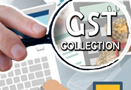 GST collections falls to 5.3 per cent in October