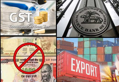 Demonetization led to further decline in MSME credit growth, GST implementation didn't impact overall MSME credit much: RBI Study