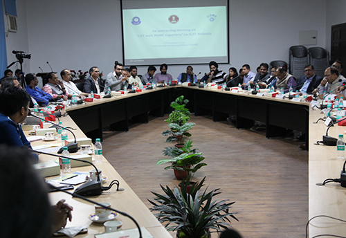FISME facilitates meeting of MSME exporters with GST officials over pending IGST refund
