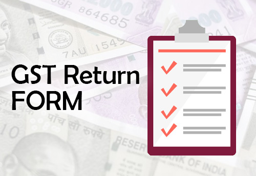 GSTN releases draft of new GST return form