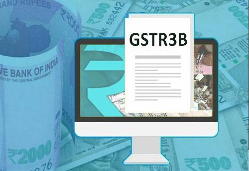 Govt reduces late fee on GSTR-3B filings