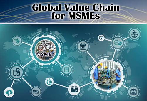 Importance of Global Value Chain network for MSMEs