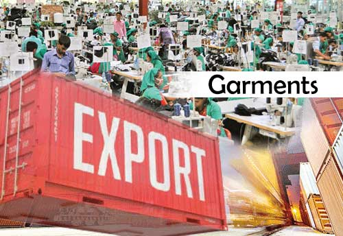 Supply chain constraints spoil Garment export party