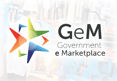 In 3 yrs GeM has processed 28 lakh+ orders worth Rs. 40,000 cr in GMV, 50% transacted by MSMEs