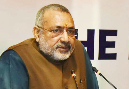 For dairy development, Dept approves new central scheme with a corpus fund of Rs 300 crore: Giriraj