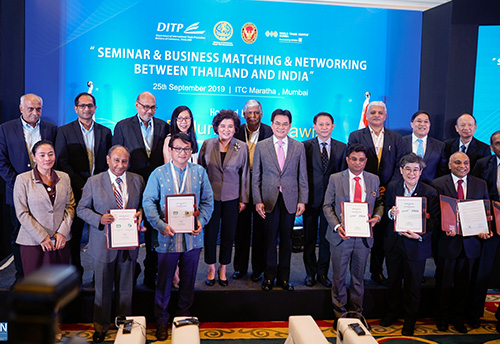 GlobalLinker & Thailand India Business Council to form common platform to facilitate digital business networking between SMEs of both sides