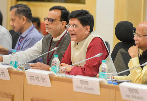 GST: Group of Ministers for MSMEs constituted; to submit report to GST Council within 2 months