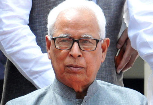 Chairman of J&K Bank meets Governor Vohra to apprise about bank's overall performance