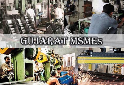 Gujarat Govt launches scheme for rehabilitation of viable sick MSMEs & large enterprises