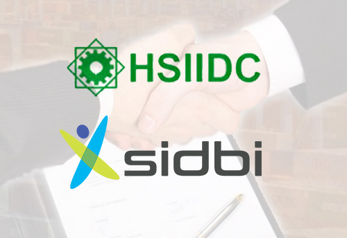 To support MSMEs financially, HSIIDC signs MoU with SIDBI