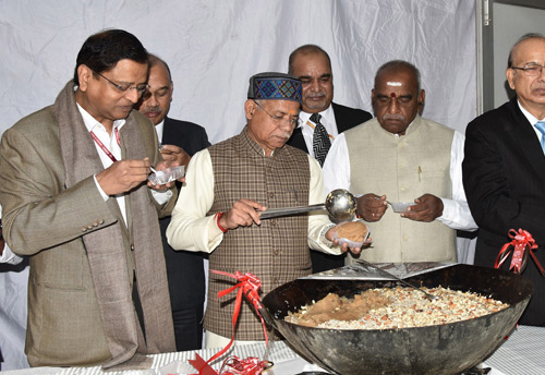 Budget 2019: Printing of Budget documents kicks off with customary 'halwa ceremony'