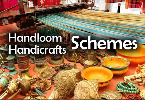 DC Budgam reviews handicraft, handloom schemes