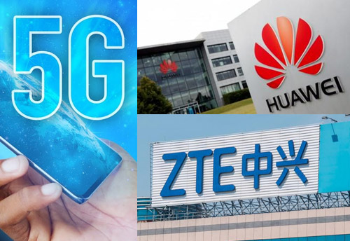 CAIT demands ban on Chinese companies Huawei & ZTE from participation in 5G network
