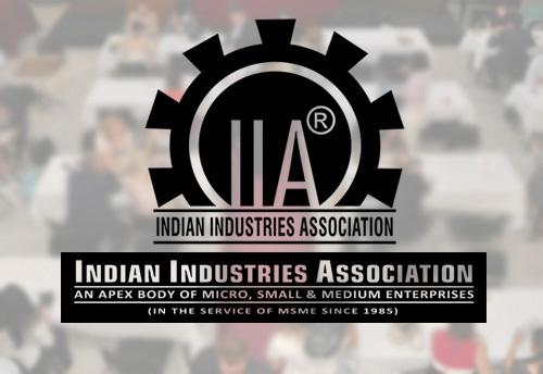 Meerut based MSME entrepreneur Pankaj Gupta elected IIA's National President; sets priorities to facilitate MSMEs