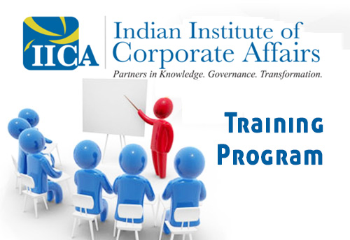 IICA to organise training program for capacity building of officers engaged in promotion of MSMEs