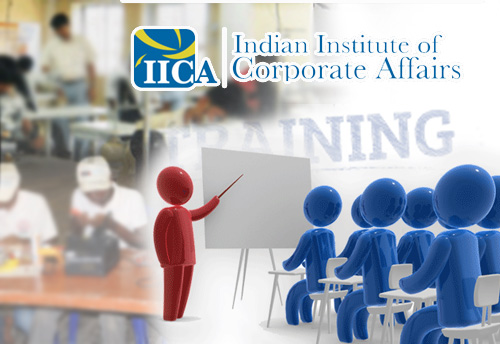 IICA to conduct training for capacity building of Officers engaged in promotion of MSMEs in Arunachal Pradesh from Nov 24-26