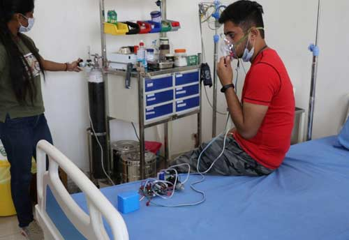 IIT Ropar develops oxygen rationing device – AMLEX to increase life of medical oxygen cylinders