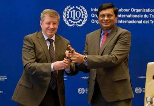 India's term as Chairperson of Governing Body of ILO's comes to an end