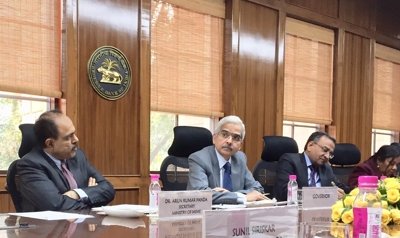 MSMEs not upbeat after meeting with RBI Governor