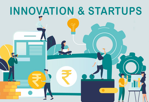 Govt asks higher institutes to allocate 1% for startups