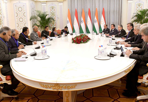 India, Tajikistan collaborate in defence, investments and trade