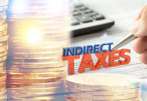 Indirect Tax collections for F Y 2020-21 registers a growth of 12 per cent