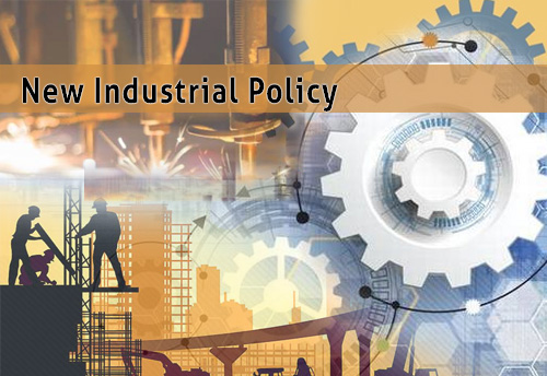Working Group for New Industrial Policy constituted by DPIIT