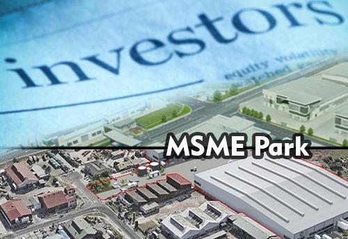 AP govt eyeing large enterprises as 'anchor investors' for MSME Parks