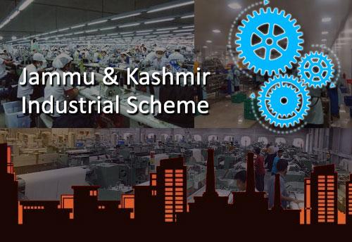 Govt notifies guidelines for J&K Industrial Scheme