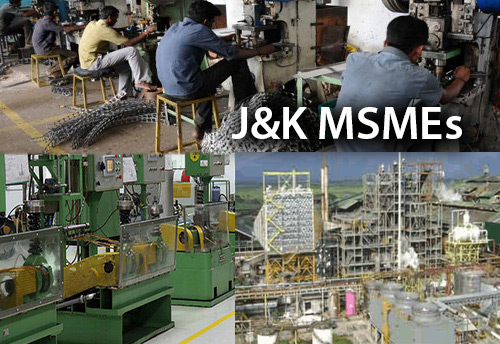 MSMEs suffers slow growth in J&K: RBI official